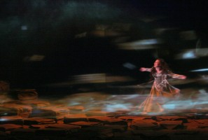 Miranda in The Tempest