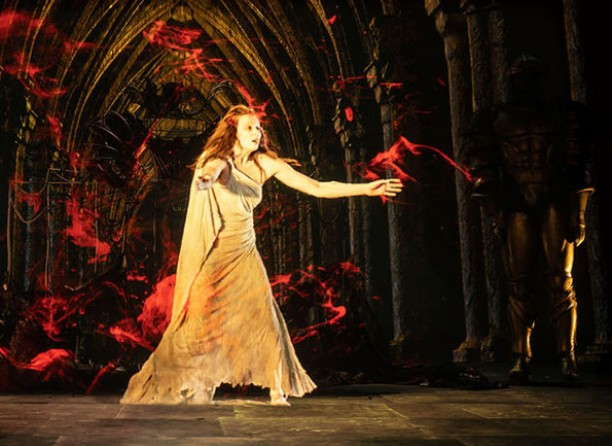 Alexia Martel becomes Lady Macbeth in Michel Lemieux's creation